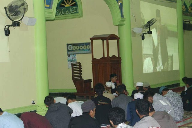 Tausiyah Subuh : Khilafah Ajaran Islam.!!!