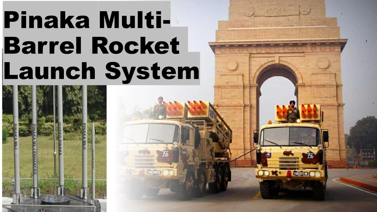 What is Pinaka Missile System, Range   Pinaka Missile upsc