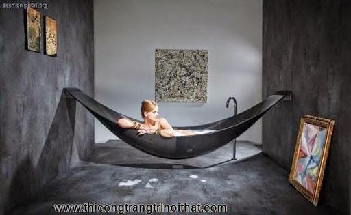 """18 chiếc bồn tắm cực """"cool"""" khiến bạn chìm đắm mãi không rời - Thi công trang trí nội thất-9"""