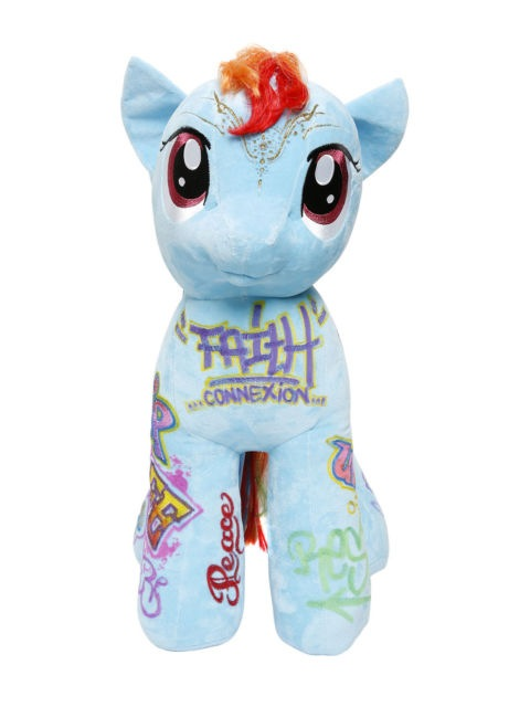 My Little Pony by LUISAVIAROMA for Save the Children – by Faith Connexion