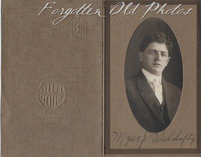 Meyer 1909 Sacramento Craigs Number 2191