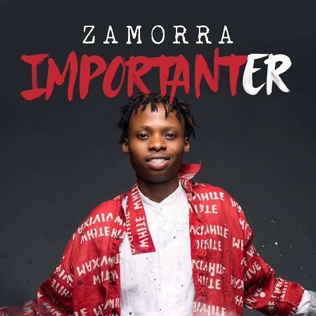 [Music] Zamorra – Importanter | @zamoSings