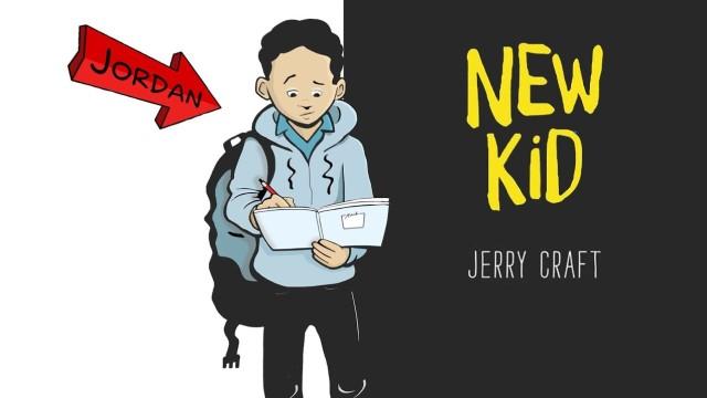 2020 Newbery Award Winner: Jerry Craft's 'New Kid'