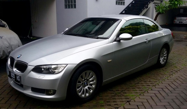 Audin Wests Cars List ATPM Silver E I Convertible BMW - 325i 2008 bmw