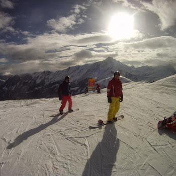 Skiweekend Viamala 2012