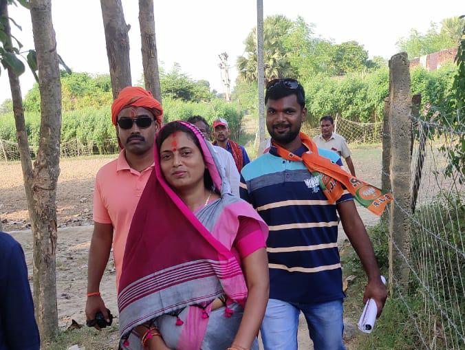 भाजपा नेत्री संध्या सिंह ने कहा: सुषुमलता चुनाव जीतकर विधायक नहीं मंत्री बनेगी