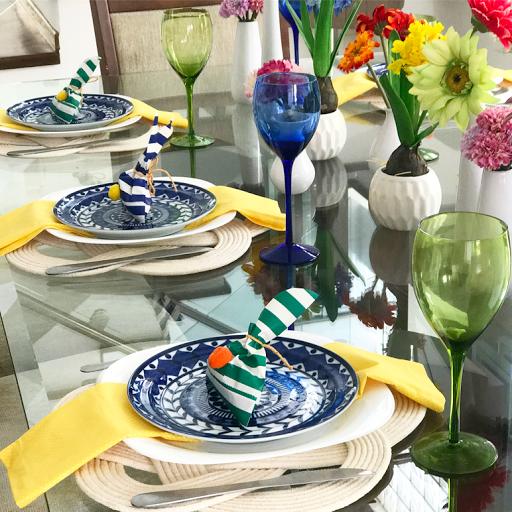 mesa de pascoa lar doce casa