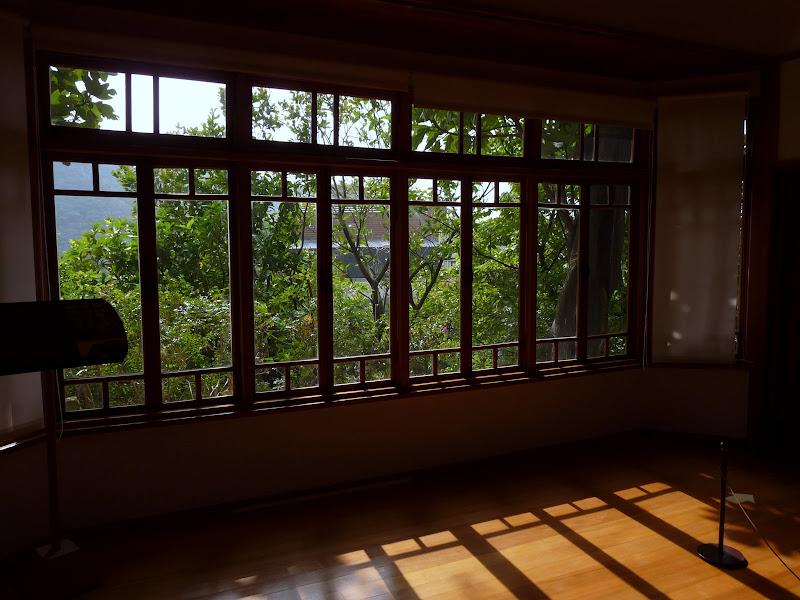 TAIWAN.Taipei .Maison japonaise vers Beitou et Musée National de Taipei à côté du Peace park - P1060345.JPG