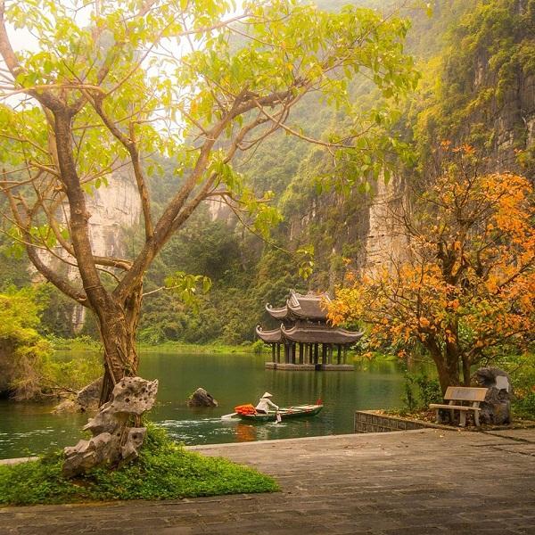 Tràng An – địa điểm du xuân 'không thể bỏ qua'
