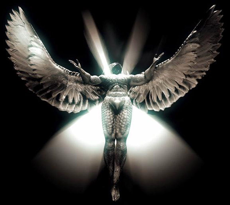 Amazing Angel Lady, Angels 4