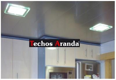 Presupuestos economicos techos de aluminio para cocinas Madrid