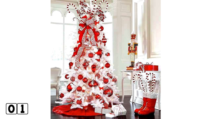 Christmas Tree Decorating Ideas Look Great with Picture 001
