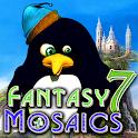Fantasy Mosaics 7: Our Home icon