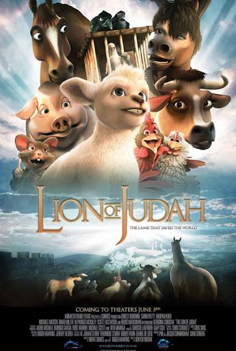 Cuộc Phiêu Lưu Của Chú Cừu Judah - The Lion Of Judah poster