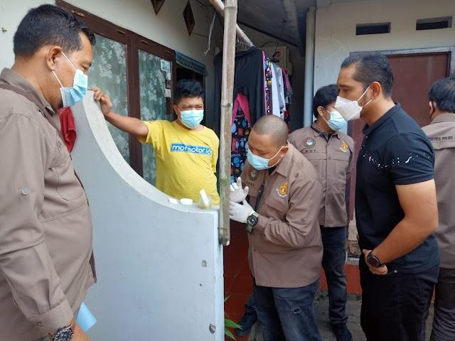 Satres Narkoba Polres Cilegon Polda Banten Adakan Razia Narkoba Ditempat Kost