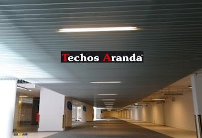 Servicio de Techos de Aluminio Madrid