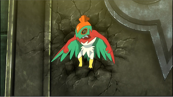 hawlucha gets aura sphered