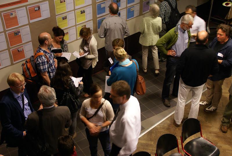 Zwischenworkshop der Gebietsentwicklung 2012
