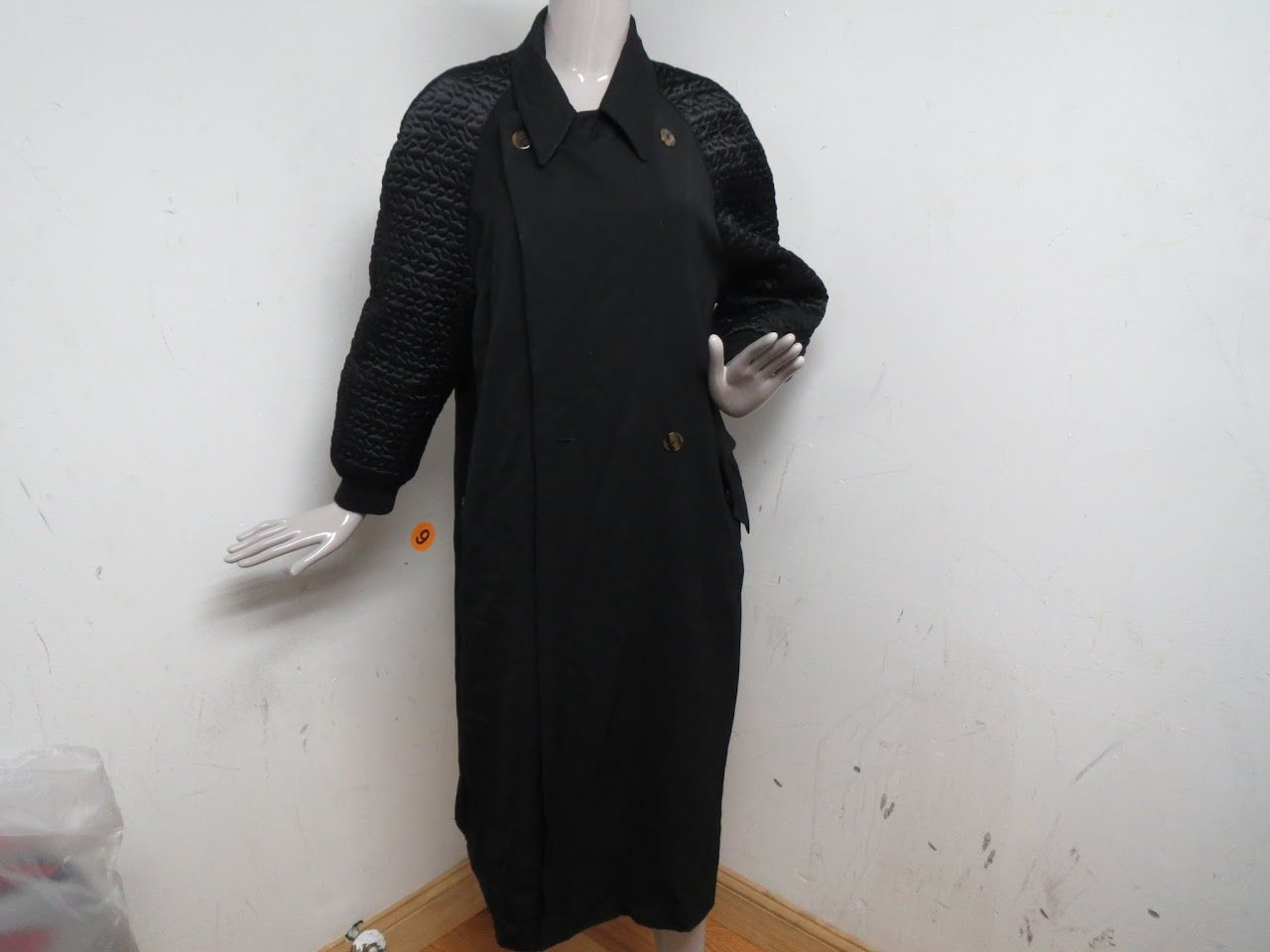 Vintage Jean Paul Gaultier pour Gibo Trenchcoat