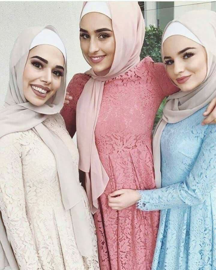 Hijab Colors Fashion Styles 2018 Trendy