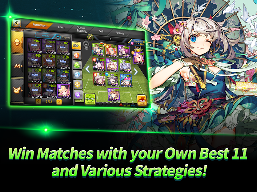 Soccer Spirits  gameplay | by HackJr.Pw 4