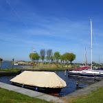 020-We varen met Michel Rasenberg als toerleider van Idzega naar Oudega en Heeg.Vertrek te 10.30u...