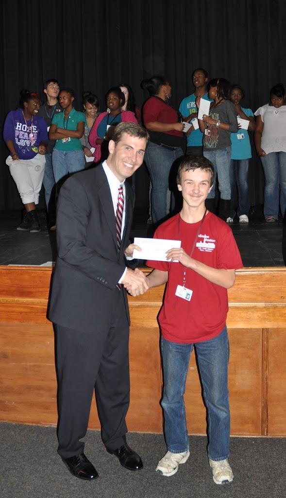 Southwest Arkansas Preparatory Academy Award Letters Hope High School Spring 2012 - DSC_0067.JPG