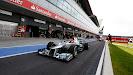 Michael Schumacher, Mercedes W03