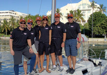 Team Passion from Lakewood YC Texas at Bermuda Invitational