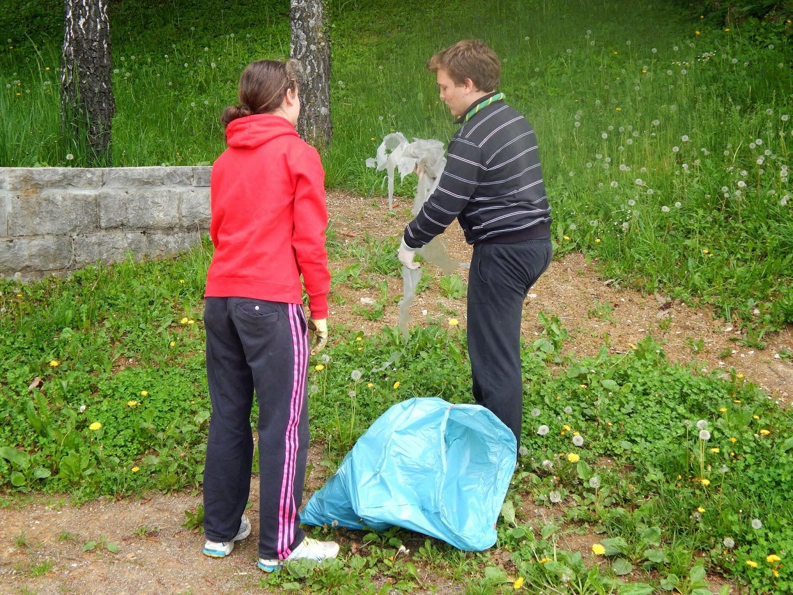 Čistilna akcija 2014, Ilirska Bistrica 2014 - DSCN1644.JPG