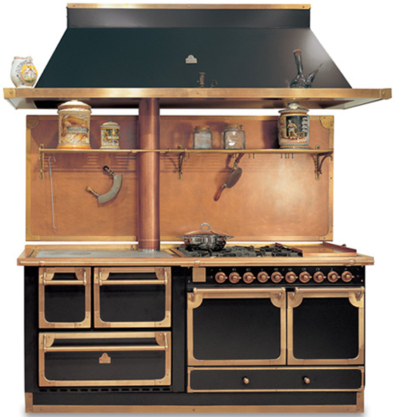 The Crowning Touch In The Kitchen .Range Hoods! - Enchanted