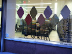 Mokuba on 38th street is another great place to find nicer ribbon.