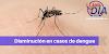 BAJAN CASOS DE DENGUE EN VILLAVICENCIO