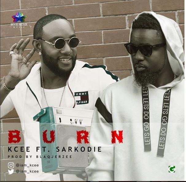 Sarkodie ft K Cee-Burn(produce by Blackjerze)
