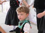 Apresentacao Criancas Aldeia Betania - jun 2012