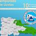 El COE establece la alerta verde en 10 provincias a causa de las lluvias