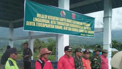 Peduli Keselamatan Danau Maninjau, SKPD Bersama Warga Goro Badunsanak