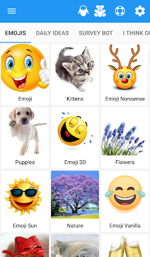 Elite Emoji screenshot 1