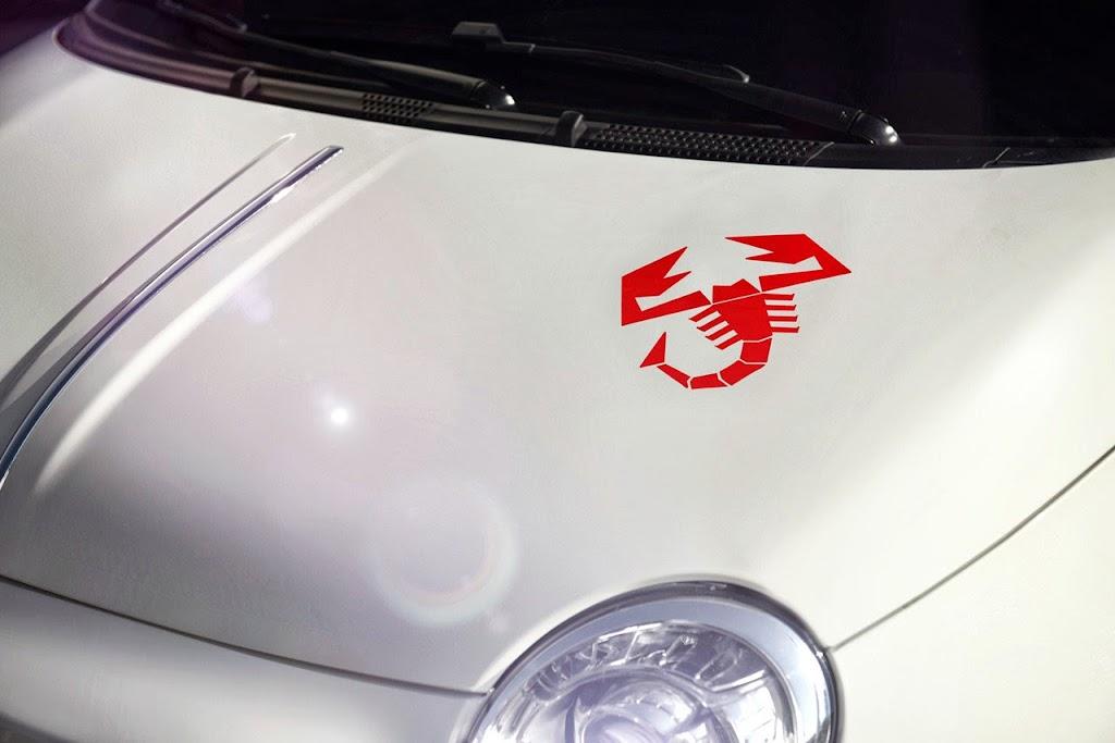 Fiat Abarth 595 50th Anniversary Edition 4