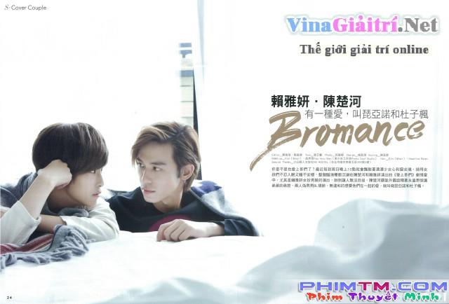 Xem Phim Yêu Phải Anh Em - Bromance - phimtm.com - Ảnh 1