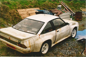 Abandoned Vauxhall