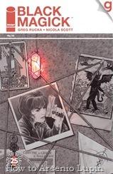 Actualización 08/01/2017: Se agrega el numero 8 por Zur y sAAVage de la genial pagina G-Comics. Se aproxima el Samhain. Rowan y Morgan hacen un descubrimiento en su caso, mientras que Alex se embarca en una investigación propia. El Martillo identifica a Rowan y considera como lidiar con la amenaza que ella representa.