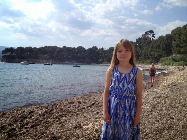Girl beach Tiny nude