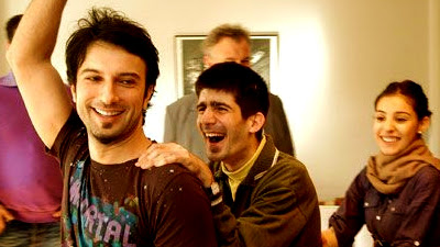 Tarkan with autistic children