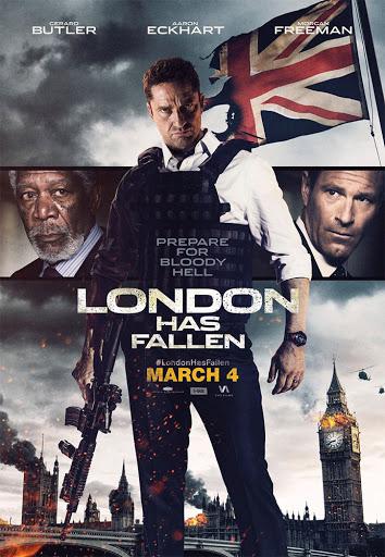 London Has Fallen (2016) ยุทธการถล่มลอนดอน