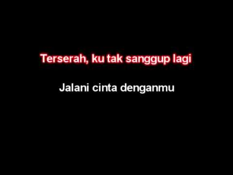 Lirik Terserah - Glenn Fredly - YouTube