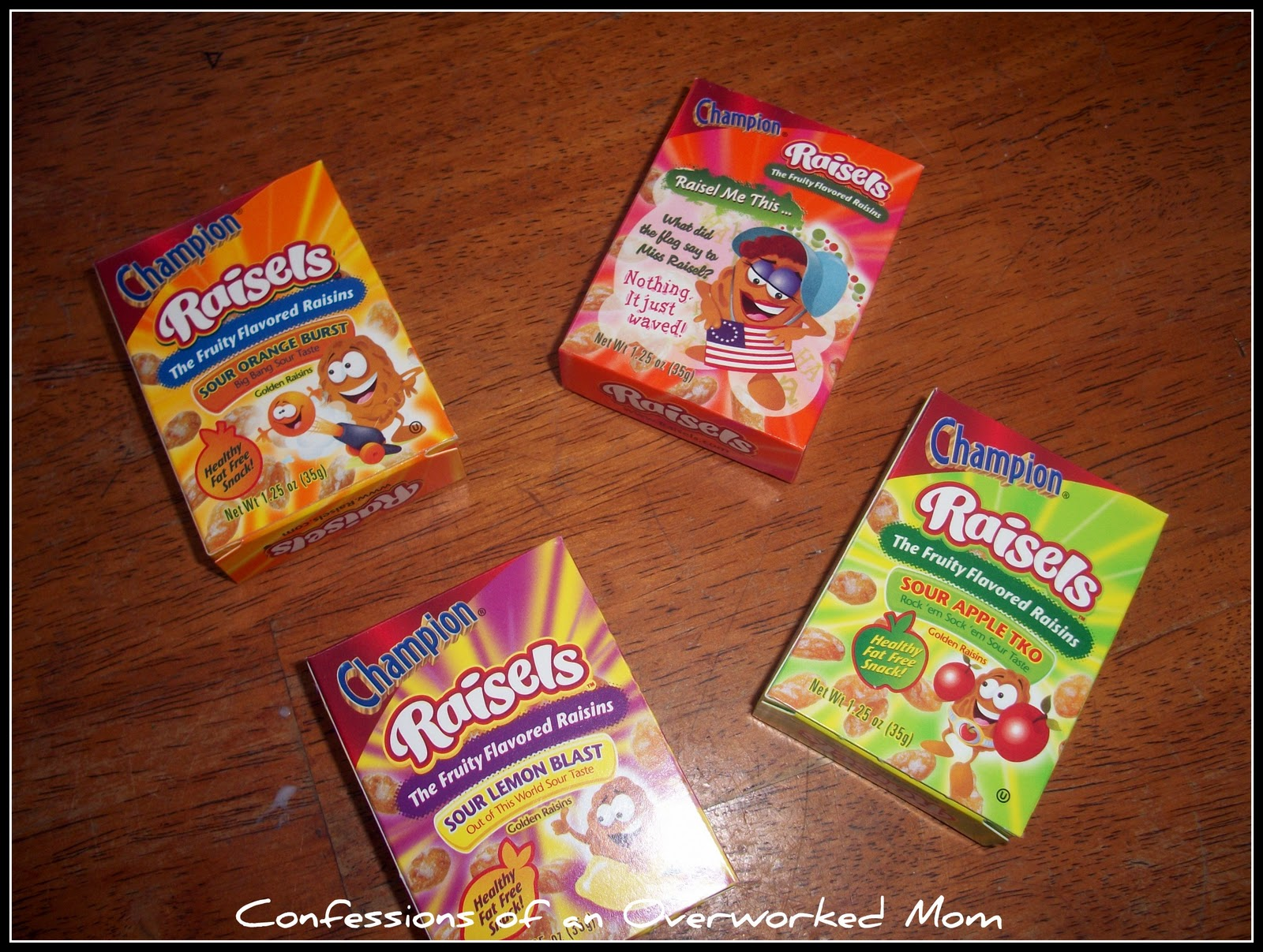 Dress Up Win Raisels Prize Pack And Get Sour Licious