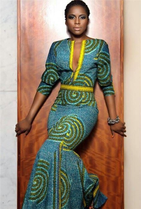 Latest ankara dress styles (4)