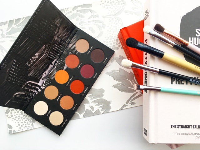 best matte eyeshadow palette zoeva matte eyeshadow palette review and giveaway