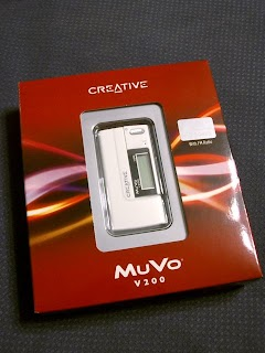 MuVo V200外箱